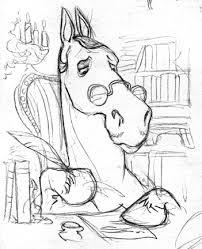 horse writer