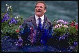 My tiny tribute to one of the greats! RIP Robin Williams xo (5/6)